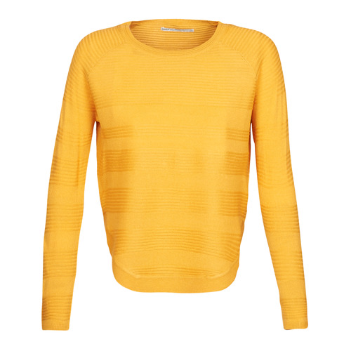 Clothing Women jumpers Only ONLCAVIAR Yellow