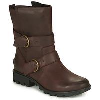 Shoes Women Snow boots Sorel PHOENIX MOTO Brown