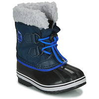 Shoes Children Snow boots Sorel CHILDRENS YOOT PAC NYLON Blue