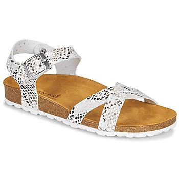 Shoes Women Sandals André REFLEXE White