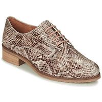 Shoes Women Derby Shoes André PANCAKE Beige