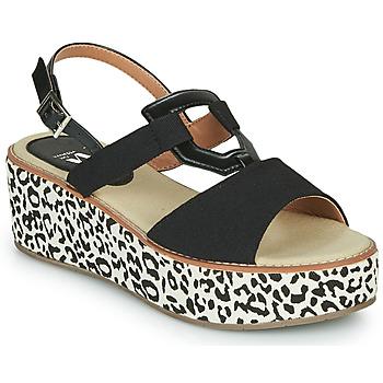 Shoes Women Sandals Vanessa Wu MIGLOS Black