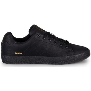 Shoes Men Low top trainers Lando Street One Black