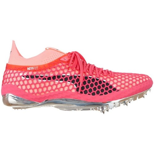 Shoes Men Running shoes Puma Evospeed Netfit Sprint Pink