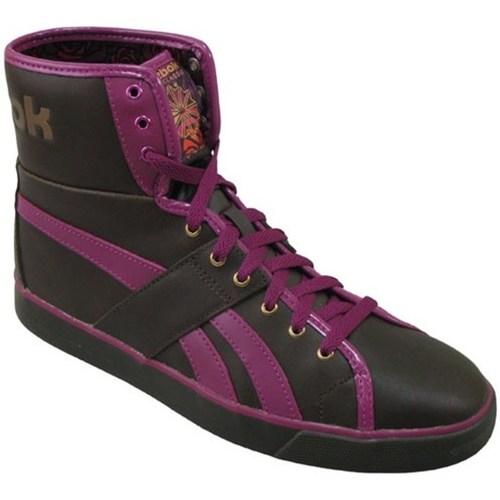 Shoes Children Hi top trainers Reebok Sport TD2010 LG Pink