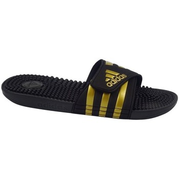 Shoes Men Tap-dancing adidas Originals Adissage Black,Golden