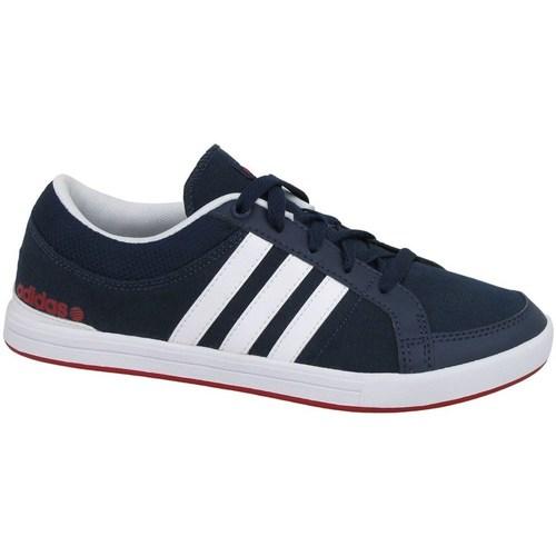 Shoes Children Low top trainers adidas Originals Skool K White