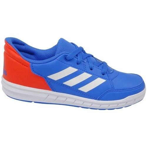 Shoes Children Low top trainers adidas Originals Altasport K Blue