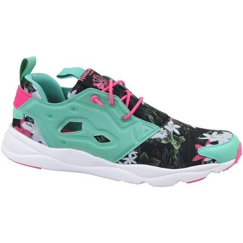 Shoes Children Low top trainers Reebok Sport Furlite Graphic