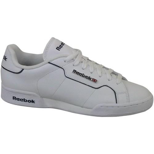 Shoes Women Low top trainers Reebok Sport Npc RS II White