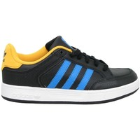 Shoes Boy Low top trainers adidas Originals Varial J Black,Blue,Yellow