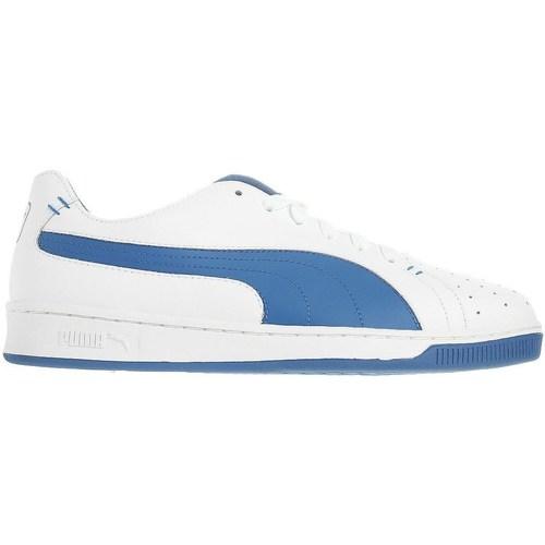 Shoes Children Low top trainers Puma Break White