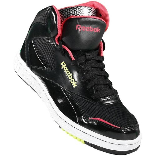 Shoes Women Hi top trainers Reebok Sport PT 20 Int Black