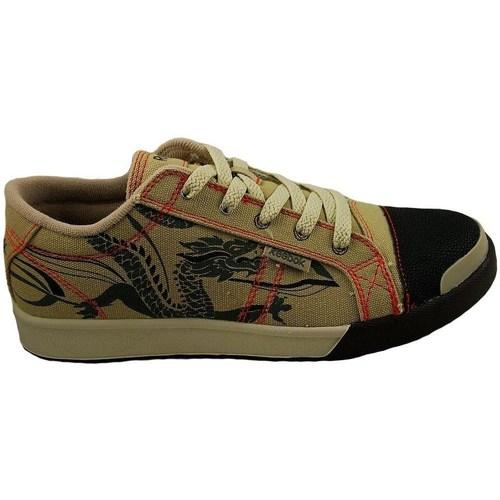 Shoes Children Skate shoes Reebok Sport Crazy Train Beige