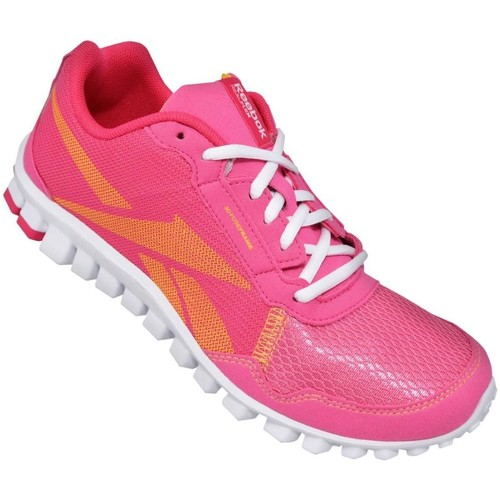 Shoes Children Running shoes Reebok Sport Realflex Run 20 Pink