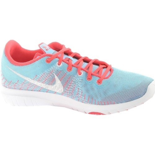 Shoes Children Low top trainers Nike Flex Fury GS