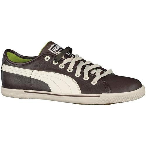Shoes Men Low top trainers Puma Benecio Leather