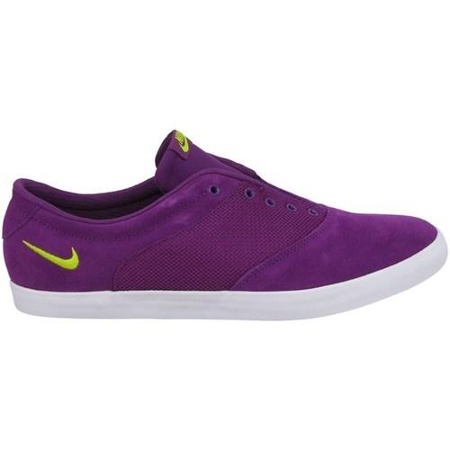 Shoes Women Low top trainers Nike Wmns Mini Sneaker Purple