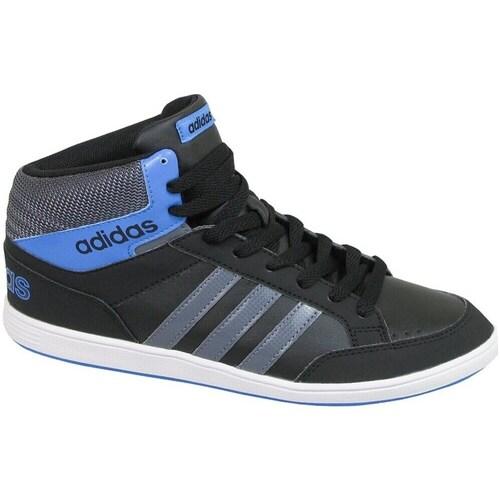Shoes Children Hi top trainers adidas Originals Hoops Mid K