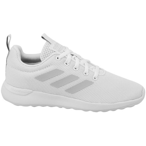 Shoes Children Running shoes adidas Originals Lite Racer Cln K White