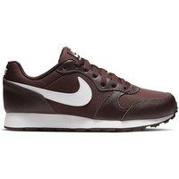 Shoes Children Low top trainers Nike MD Runner 2 PE GS Brown