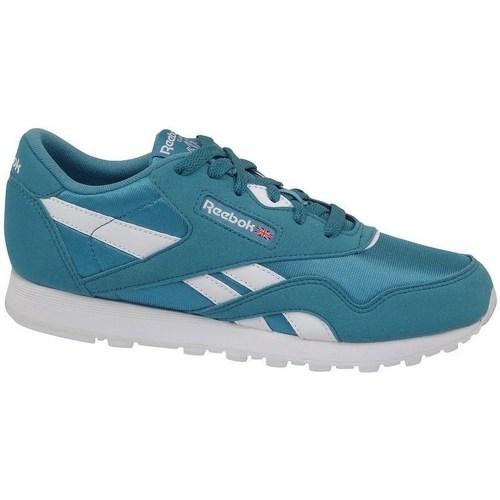 Shoes Children Low top trainers Reebok Sport CL Nylon MU