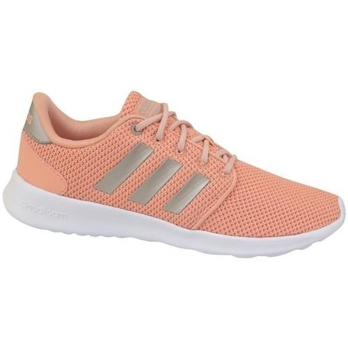 Shoes Women Running shoes adidas Originals QT Racer Orange