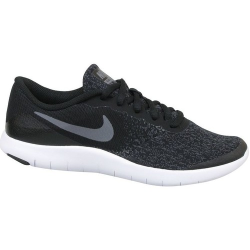 Shoes Children Running shoes Nike Flex Contact GS Black