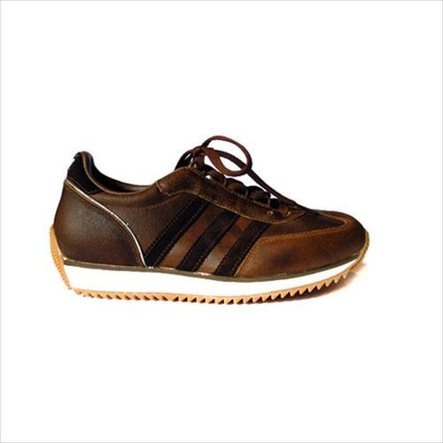 Shoes Men Low top trainers adidas Originals Achille Brown