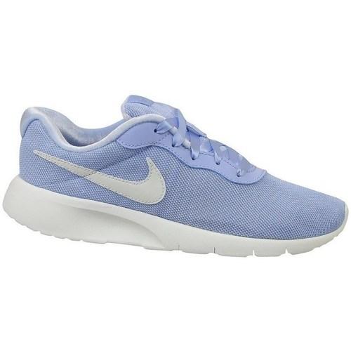 Shoes Children Running shoes Nike Tanjun SE GS Blue