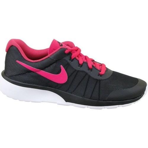 Shoes Children Running shoes Nike Tanjun Racer GS Black