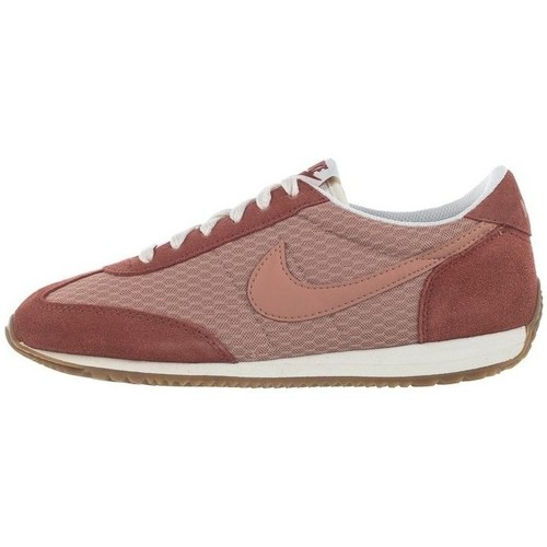 Shoes Women Low top trainers Nike Wmns Oceania Textile Orange