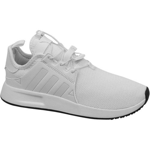 Shoes Children Running shoes adidas Originals X Plr C White