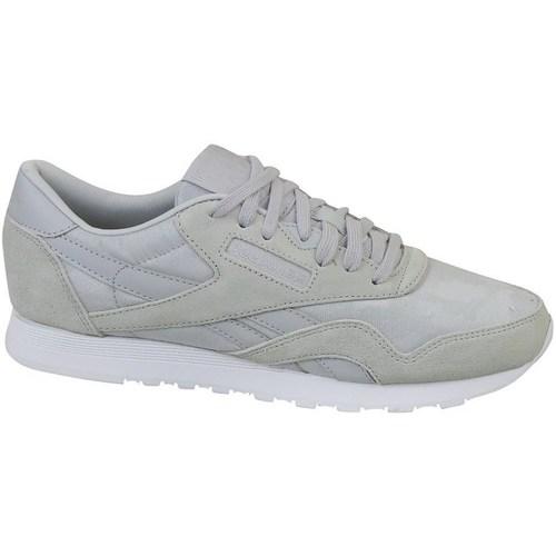 Shoes Women Low top trainers Reebok Sport CL Nylon Grey