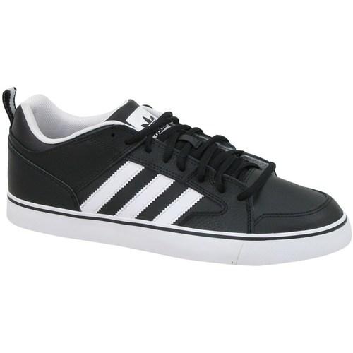 Shoes Men Low top trainers adidas Originals Varial II Low Black