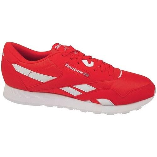 Shoes Men Running shoes Reebok Sport CL Nylon Color