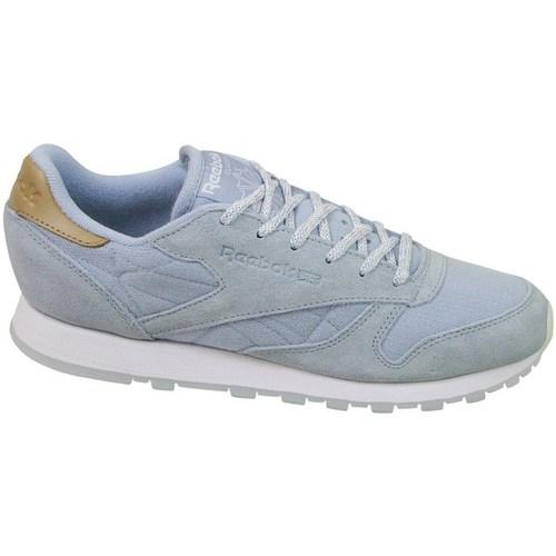 Shoes Women Running shoes Reebok Sport CL Lthr Sea Worn