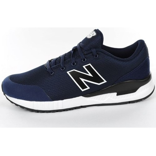 Shoes Boy Low top trainers New Balance 005 Black