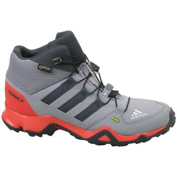 Shoes Children Walking shoes adidas Originals Terrex Mid Gtx K Grey,Orange