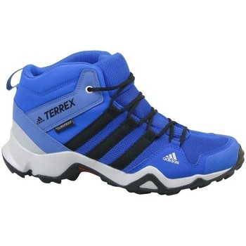 Shoes Boy Walking shoes adidas Originals Terrex AX2R Mid CP K Blue