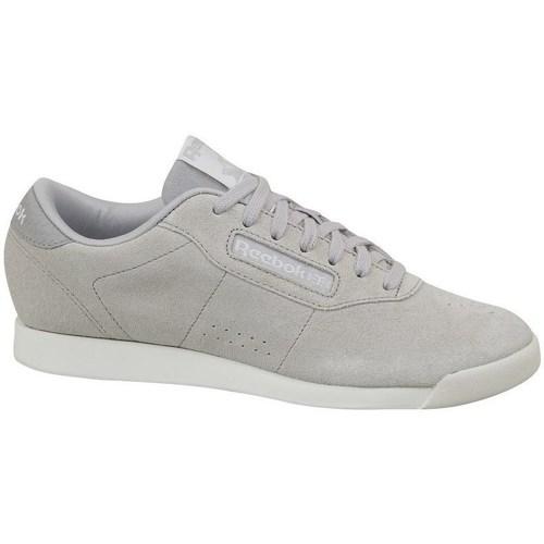 Shoes Women Low top trainers Reebok Sport Princess Woven Emb Grey
