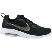 Shoes Children Low top trainers Nike Air Max Motion LW GS Black