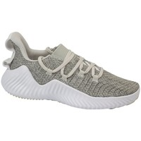 Shoes Women Fitness / Training adidas Originals Alphabounce Trainer Grey