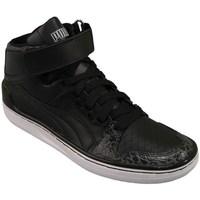 Shoes Men Hi top trainers Puma Unlimited HI Evo Lux Black