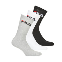 Shoe accessories Men Sports socks Fila Pack de 12 White / Grey / Black