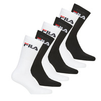 Shoe accessories Men Sports socks Fila Pack de 12 White / Black