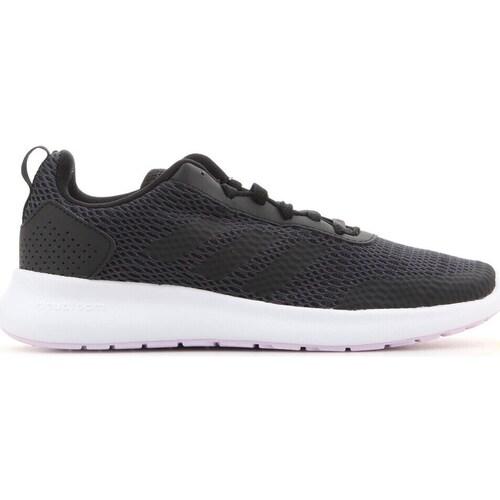 Shoes Women Low top trainers adidas Originals Race Black