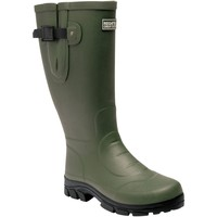 Shoes Men Wellington boots Regatta RIVINGTON Wellingtons Black Green Green