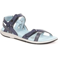 Shoes Women Sandals Regatta LADY SANTA CRUZ Sandals Stone Blue Light Steel Blue Blue