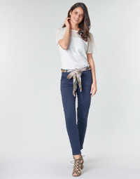 Clothing Women 5-pocket trousers Betty London MIRABINE Marine